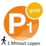 Logo P1 Groningen Airport Eelde