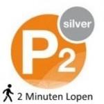 Logo P2 Groningen Airport Eelde