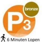 Logo P3 Groningen Airport Eelde